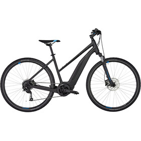 Cube Cross Hybrid ONE 400 Trapez black'n'blue